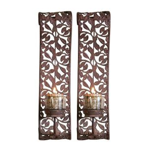 MINDY BROWNES PATIA, WALL SCONCES, METAL (SET OF 2)