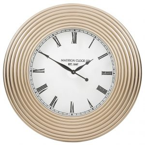 MINDY BROWNES VAUGHAN CLOCK