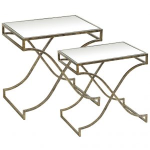 MINDY BROWNES ETHAN NEST OF TABLES- SET OF 2