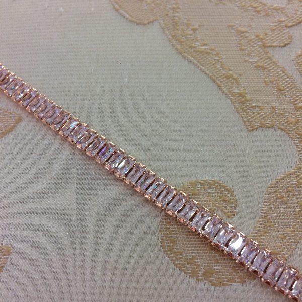 Stunning Rose Gold Bracelet