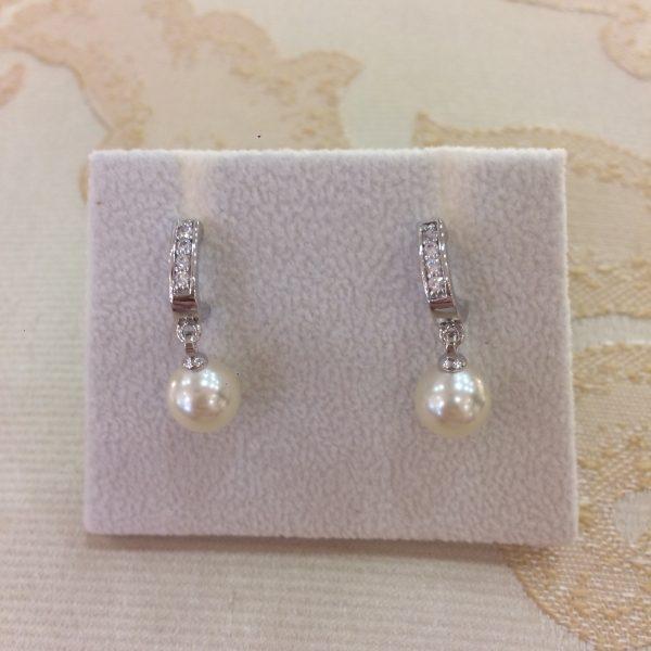 Pearl Starlight Earrings