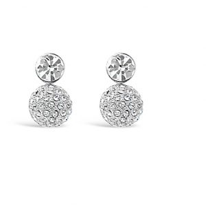 ABSOLUTE CLP111SL CLIP ON EARRINGS