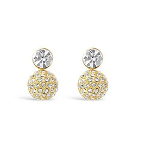 ABSOLUTE CLP111GL CLIP ON EARRINGS
