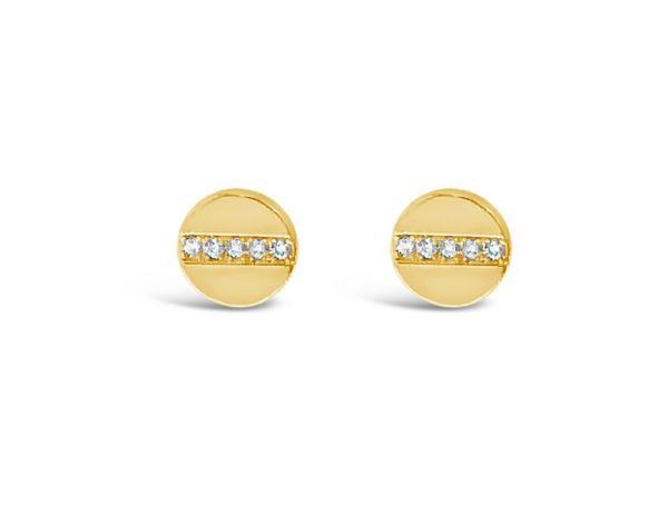 ABSOLUTE E076GL EARRINGS