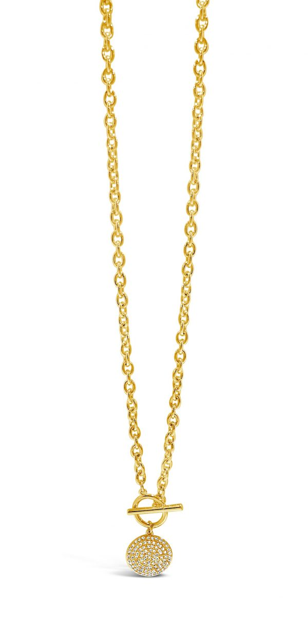 ABSOLUTE N1120GL NECKLACE