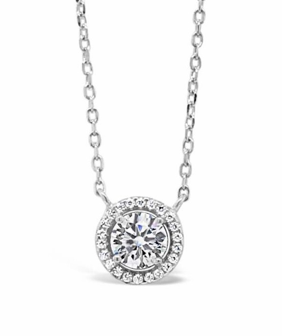 Absolute Sterling Silver Pendant SP100SL
