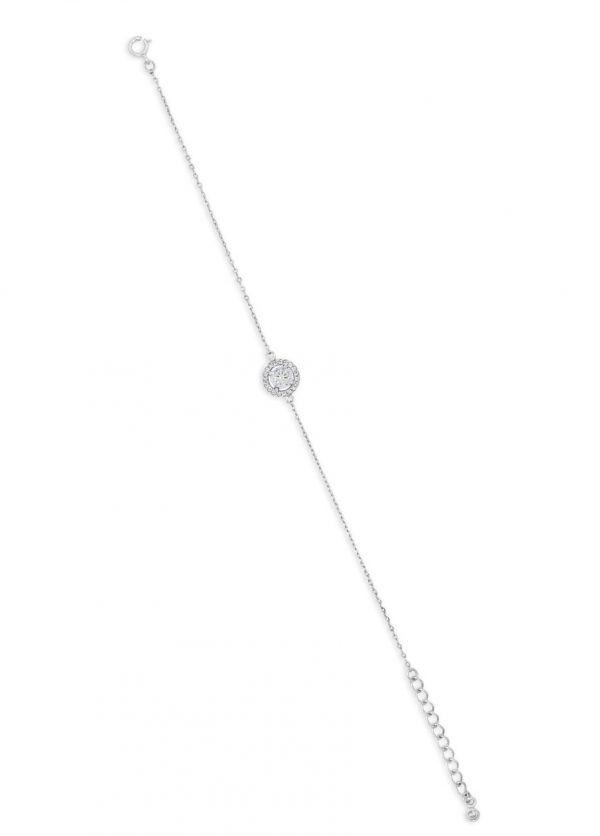 Absolute Sterling Silver Bracelet SB130SL