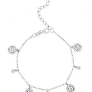 Absolute Sterling Silver Bracelet SB104SL