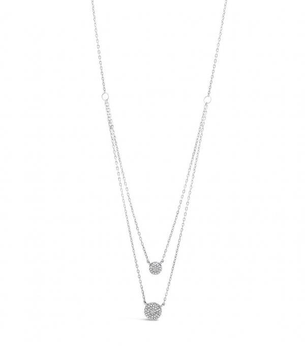 Absolute Sterling Silver Necklace SN103SL