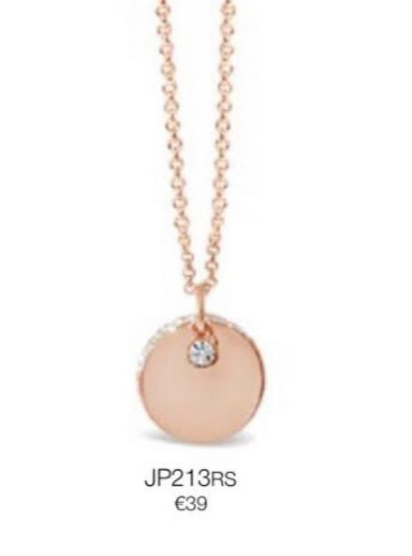 Absolute JP213RS Rose Gold Pendant
