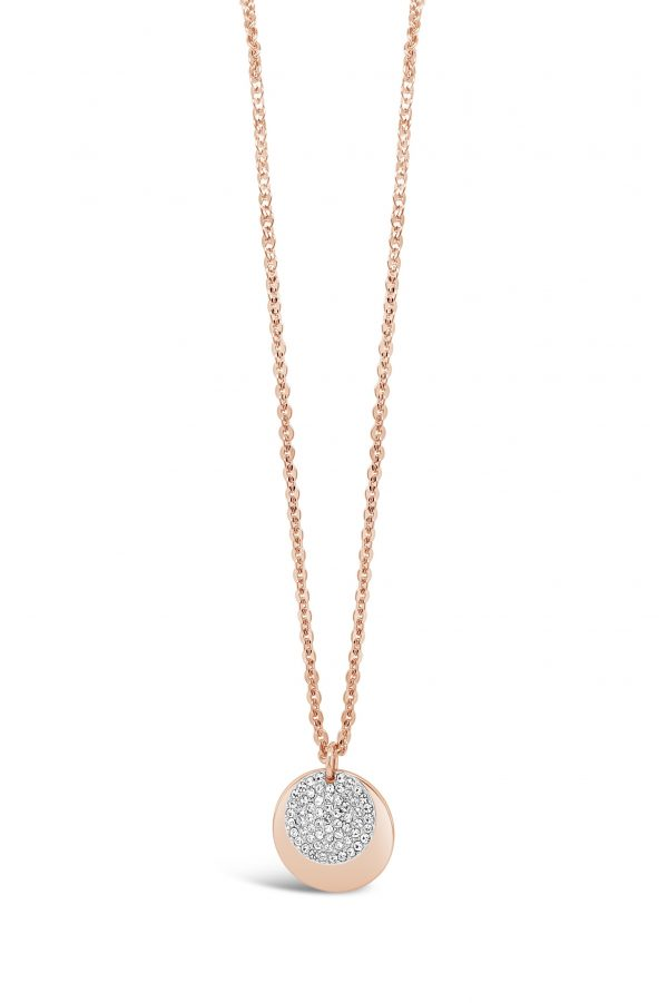 ABSOLUTE N2074MX ROSE GOLD MIX NECKLACE