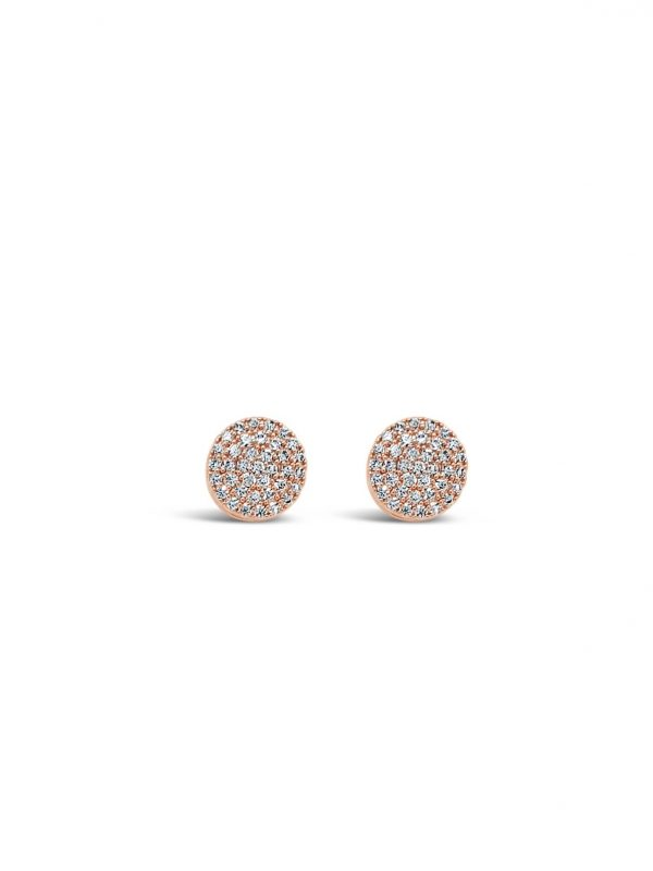ABSOLUTE E2097RS ROSE GOLD EARRINGS