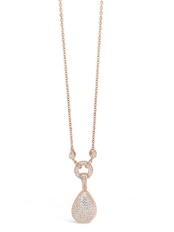 ABSOLUTE N2114RS ROSE GOLD NECKLACE
