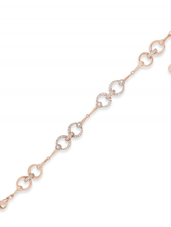 ABSOLUTE B2102RS ROSE GOLD BRACELET