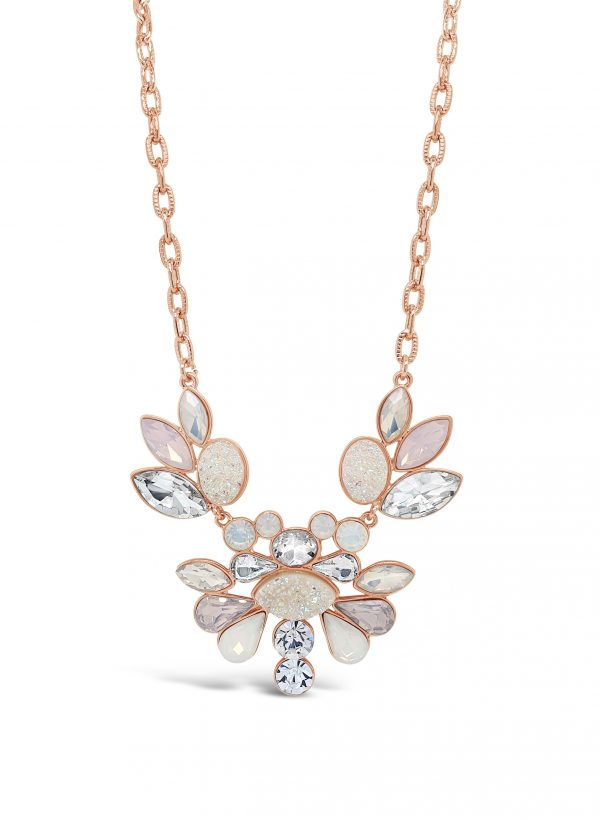 ABSOLUTE N2088RS ROSE GOLD NECKLACE