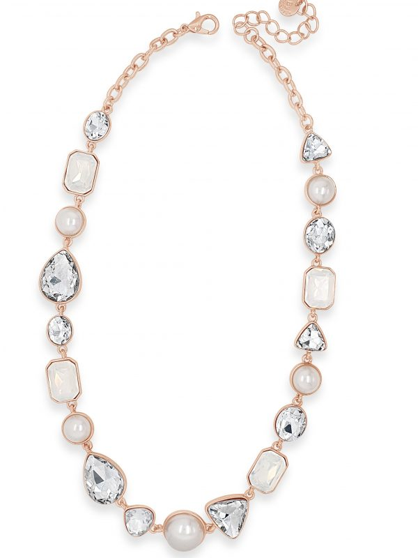 ABSOLUTE N2087RS ROSE GOLD NECKLACE