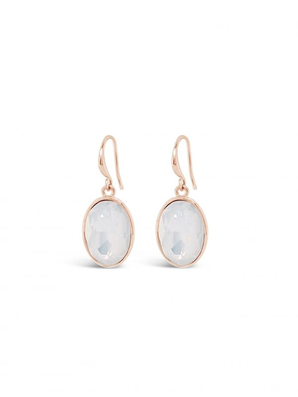 ABSOLUTE E2089RS ROSE GOLD EARRINGS