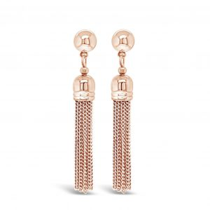 ABSOLUTE E2090RS ROSE GOLD EARRINGS