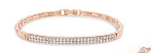 ABSOLUTE B1154RS ROSE GOLD BRACELET