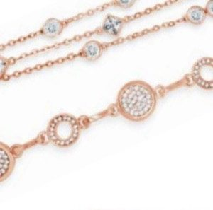 ABSOLUTE B1046RS ROSE GOLD BRACELET