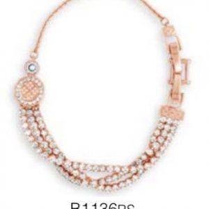 ABSOLUTE B1136RS ROSE GOLD BRACELET
