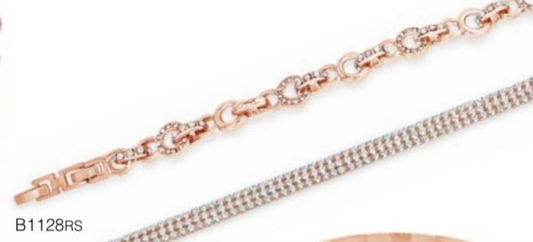 ABSOLUTE B1128RS ROSE GOLD BRACELET