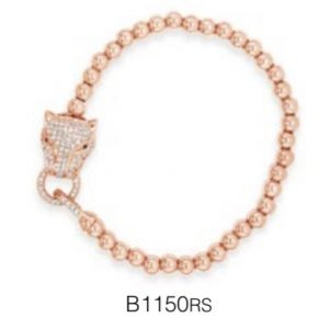 ABSOLUTE B1150RS ROSE GOLD BRACELET