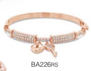 ABSOLUTE BA226RS ROSE GOLD BRACELET