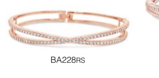 ABSOLUTE BA228RS ROSE GOLD BRACELET