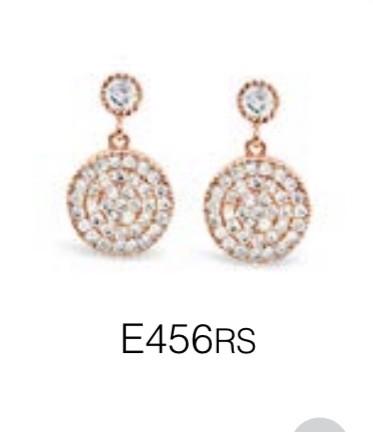 ABSOLUTE E456RS EARRINGS
