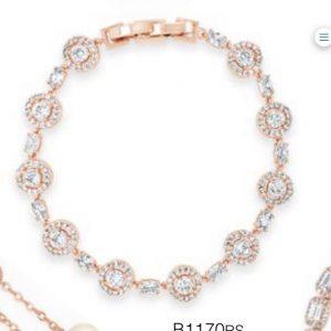 ABSOLUTE B1170RS ROSE GOLD BRACELET