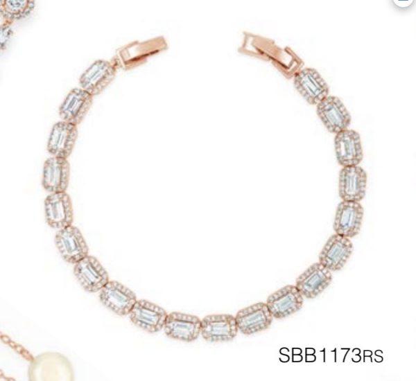 ABSOLUTE SBB1173RS ROSE GOLD BRACELET