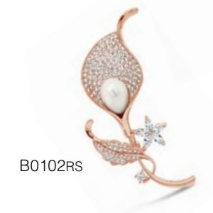 ABSOLUTE B0102RS BROOCH