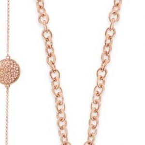 ABSOLUTE N1049RS ROSE GOLD NECKLACE