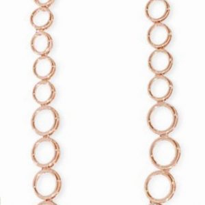 ABSOLUTE N1023RS ROSE GOLD NECKLACE