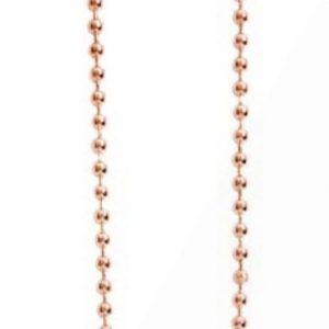 ABSOLUTE N1147RS ROSE GOLD NECKLACE