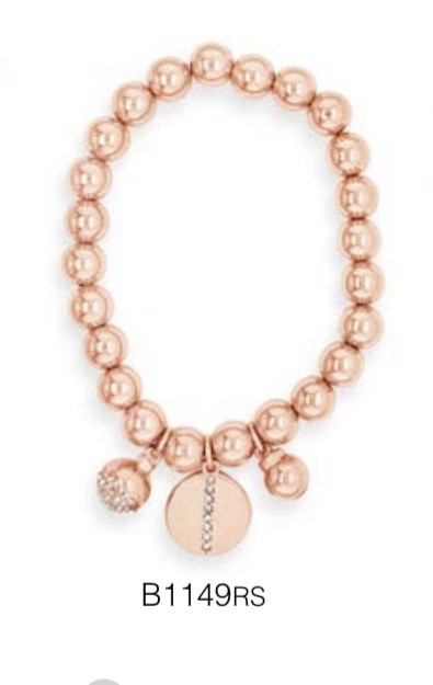 ABSOLUTE B1149RS ROSE GOLD BRACELET