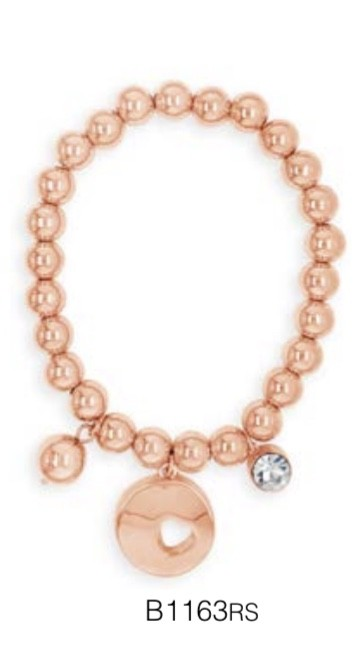 ABSOLUTE B1163RS ROSE GOLD BRACELET
