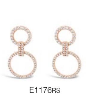 ABSOLUTE E1176RS EARRINGS