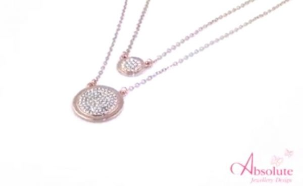 ABSOLUTE N1046RS NECKLACE
