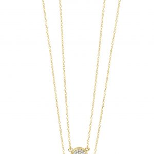 ABSOLUTE N1046GL NECKLACE