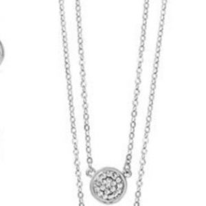 ABSOLUTE N1046SL SILVER NECKLACE