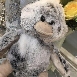 Cuddles Grey Duck Teddy