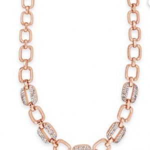 ABSOLUTE N1130RS ROSE GOLD NECKLACE