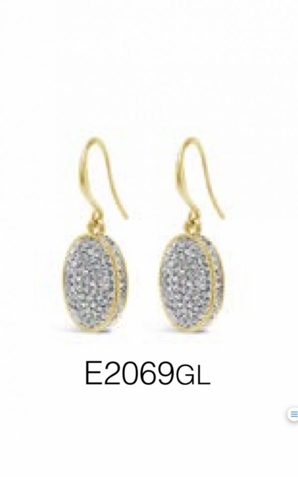 ABSOLUTE E2069GL GOLD EARRINGS