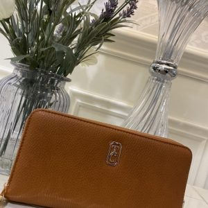 TIPPERARY CRYSTAL UMBRIA WALLET TAN