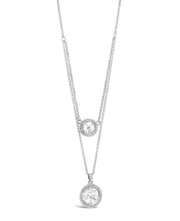 ABSOLUTE N2100SL SILVER NECKLACE