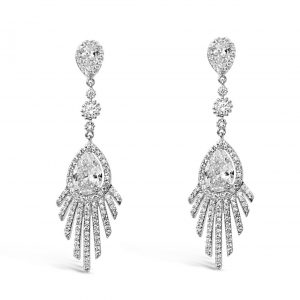 ABSOLUTE E049SL SILVER EARRINGS