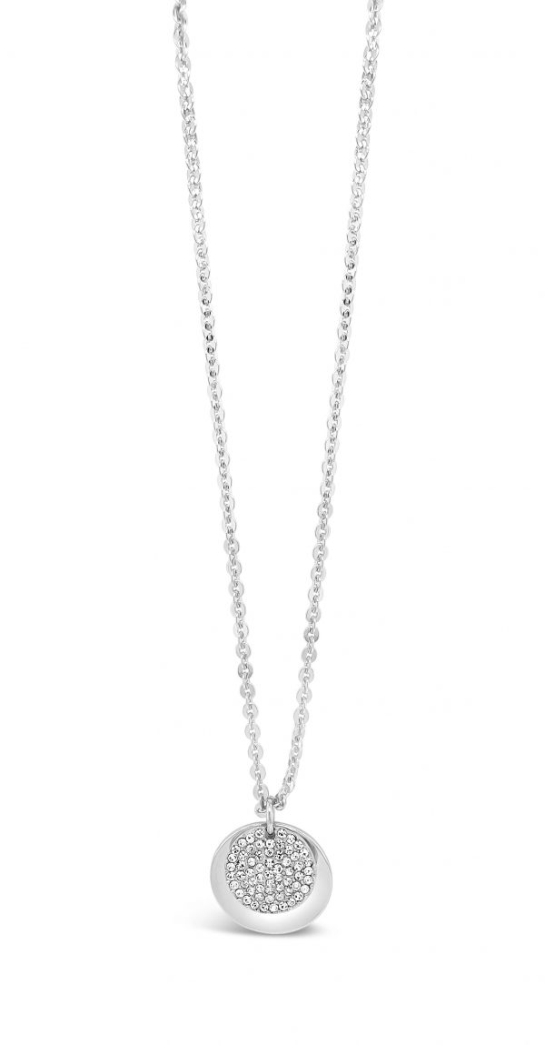 ABSOLUTE N2074SL SILVER NECKLACE