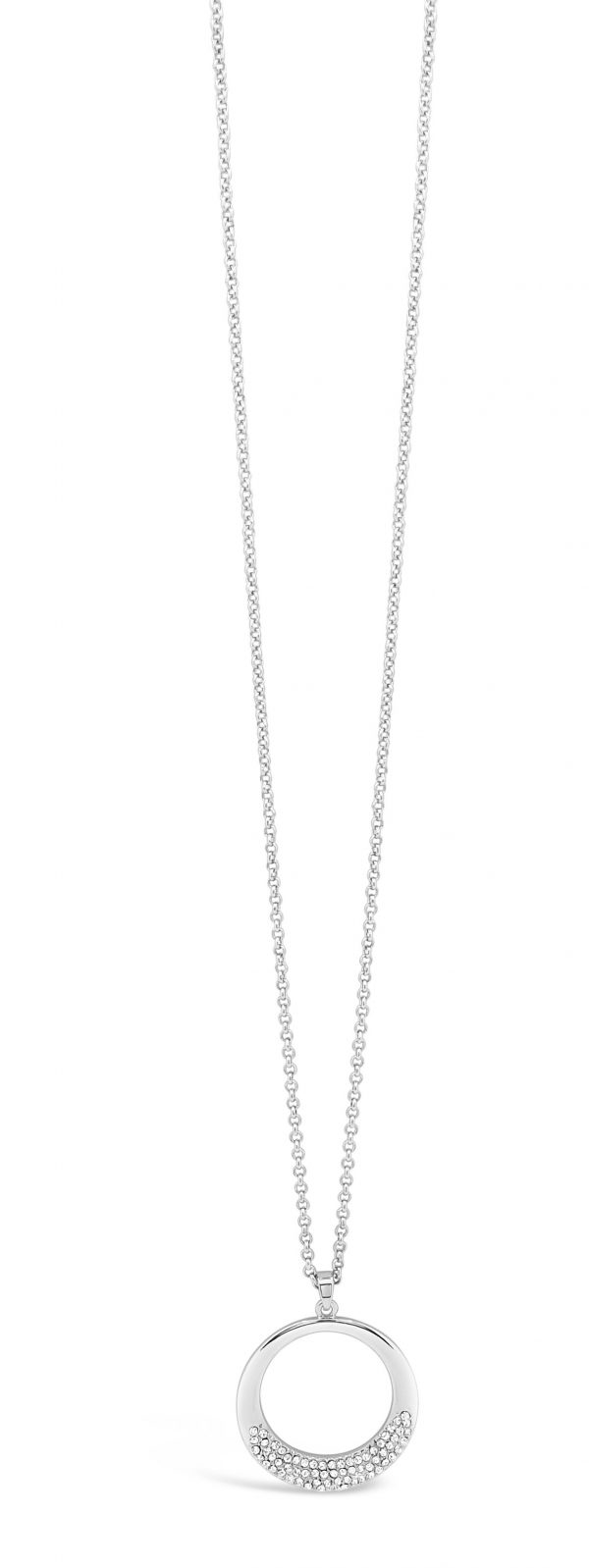 ABSOLUTE N2098SL SILVER NECKLACE